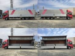 Hino Profia. Фургон-бабочка , 12 880 куб. см., 12 000 кг. Под заказ