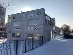 Производственное помещение 575,6 кв. м. 575 кв.м., переулок Спортивный 4а, р-н Индустриальный