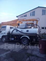 Услуги ассенизатора, откачка септиков , канализации