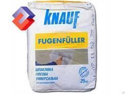 Фугенфюллер GF (ГВ)- сухая гипсовая шпатлевка, 25кг.
