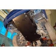 Защита двигателя. Kia Bongo, PU Двигатели: D4BH, J3