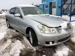 Nissan Fuga. PY50, VQ35