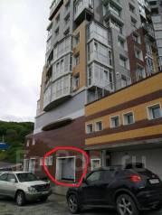 Места парковочные. . Вид снаружи