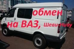 ГАЗ 27527. Продается Соболь 4 ВД, 3 000 куб. см., 7 мест