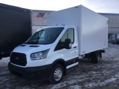 Ford Transit. изотермический фургон 4 метра, 2018 г., 2 200куб. см., 3 500кг.