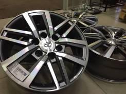 Lexus. 7.5x17, 6x139.70, ET25, ЦО 106,2мм.