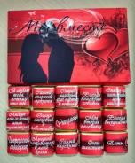 Шоколадный набор на 14 февраля. Подарок на день влюбленных