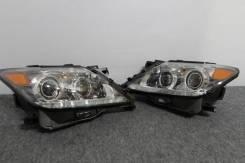 Фары Lexus LX 570 Лексус (LX570) 2014 (рестайлинг) новые Качество
