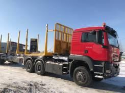 MAN TGS 33.430. Продаётся лесовоз , 11 700 куб. см., 26 000 кг.