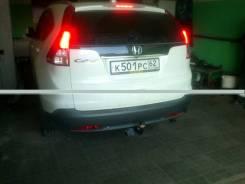 Фаркоп. Honda CR-V, RM1, RM4 Двигатели: K24A, K24Z7, R20A, R20A9. Под заказ