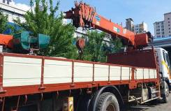 Kanglim. Крановая установка Канглим 1256, 6 500 кг., 18 м.