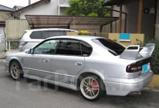 Subaru Legacy B4. Продам ПТС