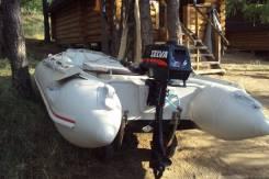Badger Classic Line. Год: 2007 год, длина 3,30м., двигатель без двигателя
