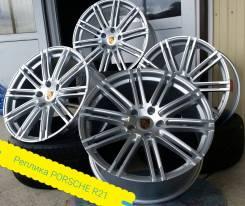 Porsche. 10.0x21, 5x130.00, ET50, ЦО 71,6мм.