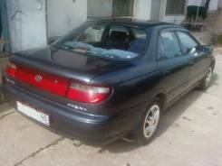 Toyota Carina. Продам Птс Тойота Карина ST190 вместе с кузовом после дтп,