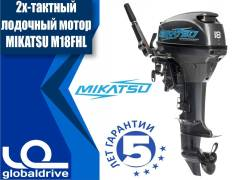 Mikatsu. 18,00л.с., 2-тактный, бензиновый, нога L (508 мм), 2018 год год