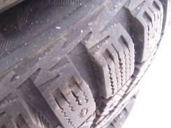 Bridgestone Ice Cruiser 5000. Зимние, шипованные, износ: 5%, 4 шт