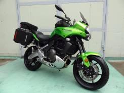 Kawasaki Versys 650. 650куб. см., исправен, птс, без пробега