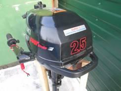 Suzuki. 2,50л.с., 4-тактный, бензиновый, нога S (381 мм), Год: 2008 год
