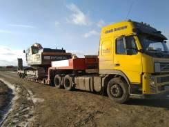 Грузоперевозки от 5 до 40 тонн Негабарит по России
