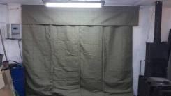 Брезентовые шторы, тенты на заказ и многое другое. Под заказ