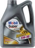 Mobil Super. Вязкость 5W-30