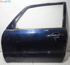 Стеклоподъемник электрический Mitsubishi Pajero, левый передний