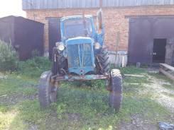ЮМЗ 6К. Трактор