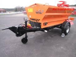 Pronar. T130 прицеп пескоразбрасывающий в хорошем состоянии!, 2 520 кг.
