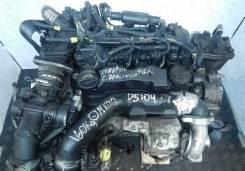 Двигатель ДВС Citroen Berlingo 1.6 HDi (9HX) Б/У
