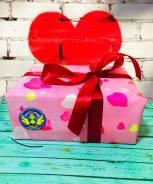 Необычный подарок на 14 февраля! Влюблённый Уткабокс!