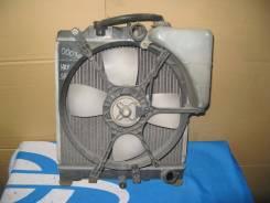 Радиатор охлаждения двигателя. Honda HR-V, GH4 Двигатели: D16A, D16AVTEC