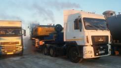 МАЗ 6430. Маз 6430А9, 14 800 куб. см., 16 000 кг.
