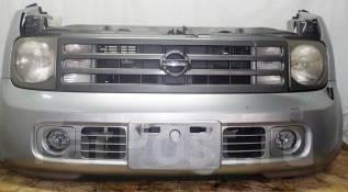 Ноускат. Nissan Cube, NZ12, Z12 Двигатель HR15DE