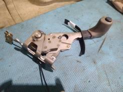 Ручка ручника. Subaru Alcyone, CXW Двигатель EG33D