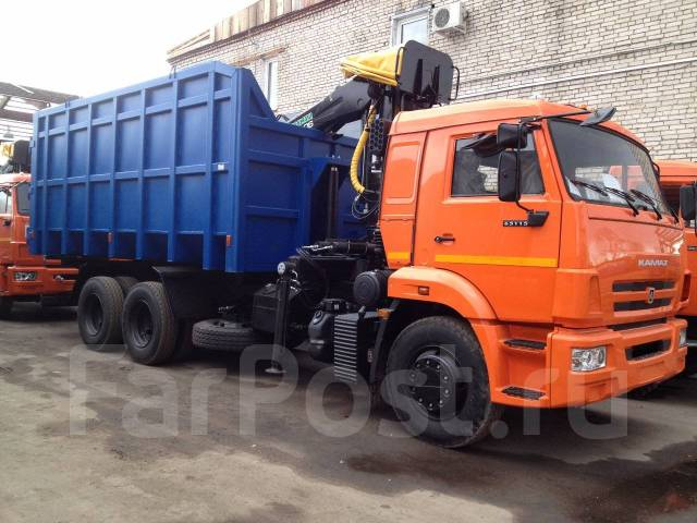 Камаз 65115. Продаётся в лизинг для юр. лиц/ скидка -12,5% или 625 000 руб., 10 000 куб. см., 15 000 кг.