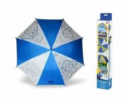 Зонтик для раскрашивания Робокар Поли. Поли и Рой