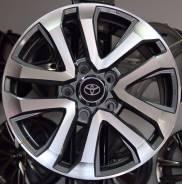 "Toyota. 8.0x18"", 5x150.00, ET45, ЦО 110,1мм. Под заказ"