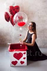 Коробка-сюрприз ко Дню св. Валентина!