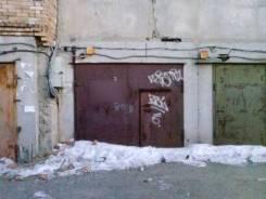 Гаражи капитальные. улица Жигура 54, р-н Третья рабочая, 24 кв.м., электричество. Вид снаружи
