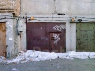 Гаражи капитальные. улица Жигура 54, р-н Третья рабочая, 24 кв.м., электричество, подвал. Вид снаружи