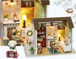 Миниатюрные дома - новый вид творчества (румбокс)