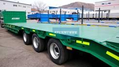 Atlant LBH1060. Новый полуприцеп трал контейнеровоз тяжеловоз , 60 000 кг.