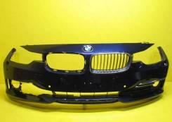 Решетка бамперная. BMW 3-Series, F30, F31