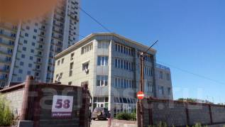 Сдам офисное помещение. 115 кв.м., улица Крылова 58, р-н Толстого (Буссе). Дом снаружи