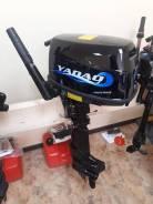 Yadao. 6,50л.с., 4-тактный, бензиновый, нога S (381 мм), Год: 2017 год. Под заказ