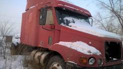Freightliner. Фредлайнер, 14 000 куб. см., 35 000 кг.