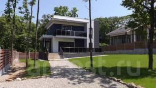 Продается новый дом в коттеджном поселке район Садгород. Улица Мысовая 22, р-н Садгород, площадь дома 134 кв.м., централизованный водопровод, электри...