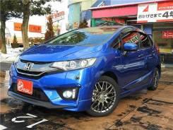 Honda Fit. автомат, передний, 1.5, бензин, 31 774 тыс. км, б/п. Под заказ