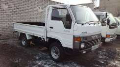 Toyota Hiace. Toyota HiAce 4WD, борт 1, 5 тонны, 2 500 куб. см., 1 500 кг.
